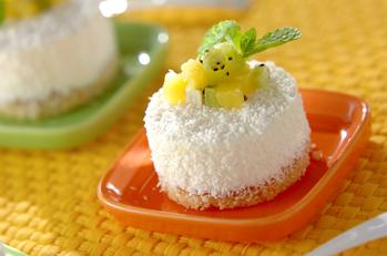 トロピカルチーズケーキ