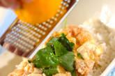 明太豆腐丼の作り方11