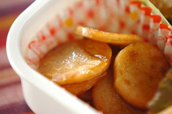 大和芋のバターソテー