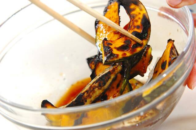 焼きカボチャの作り方の手順7