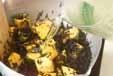 カボチャのカレー炒め煮の作り方1