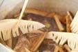 鯛のアラ炊きの作り方6