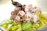 ゆで回鍋肉の作り方4