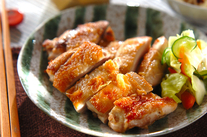 鶏肉の照り焼き