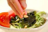 レタスのサラダの作り方8