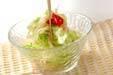焼きトマトサラダの作り方7