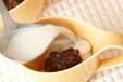 ココナッツ汁粉の作り方2