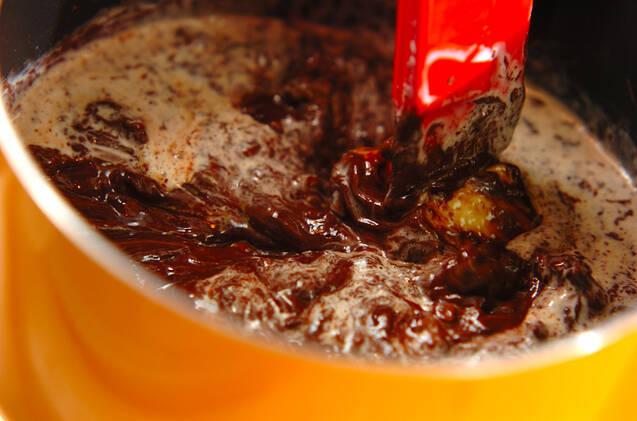 フワフワチョコの作り方の手順3