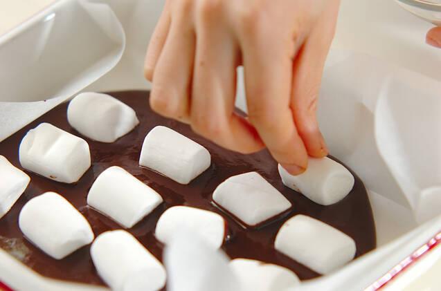 フワフワチョコの作り方の手順4