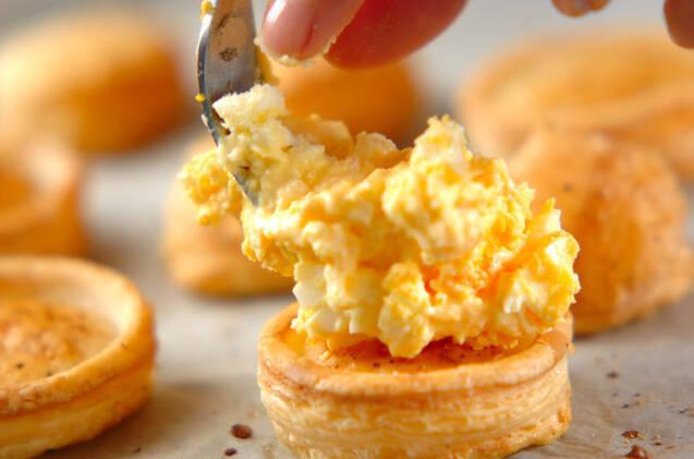 エッグパイの作り方の手順6