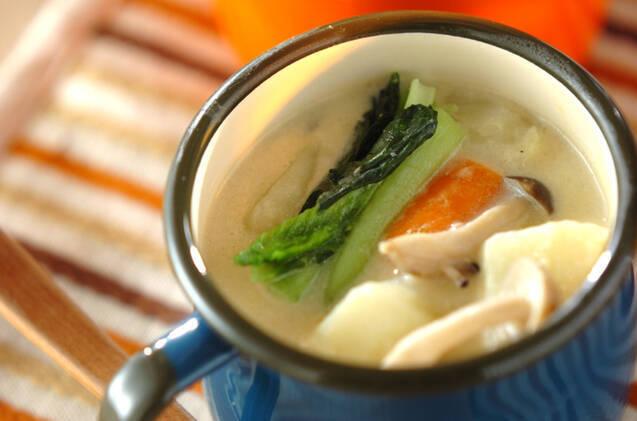 調理法別「白味噌」の人気レシピ25選。洋風メニューもお任せあれ!の画像