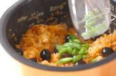タコの炊き込みご飯の作り方10