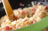 タコの炊き込みご飯の作り方2