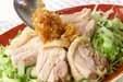 ゆで鶏・ネギソースの作り方4