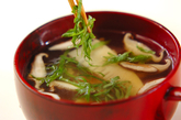 薄切りタケノコのスープの作り方2