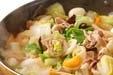 八宝菜の作り方3