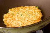 ふっくらカニタマ丼の作り方8