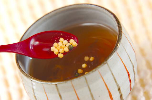 梅入りショウガ茶の作り方の手順4