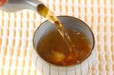 梅入りショウガ茶の作り方1