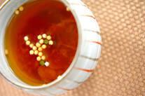 梅入りショウガ茶