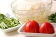 手巻き素麺の下準備2