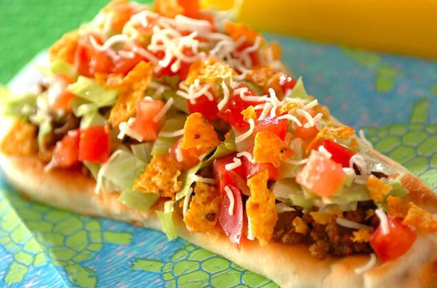 あの味を再現!おうちでできる簡単ナンタコスレシピ!の画像