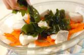タラのレンジ蒸しの作り方3