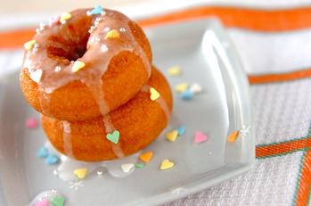 ミニドーナツケーキ
