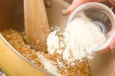 ムニエルのパン粉ソースの作り方3