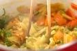 切干し大根のカレー煮の作り方2