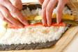 山くらげの巻き寿司の作り方6