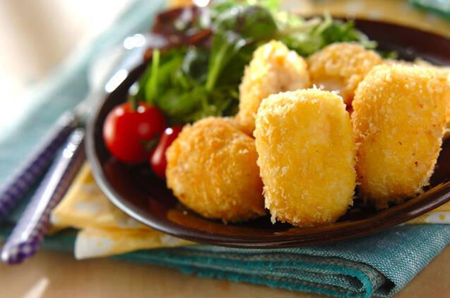 お家で本格洋食の味!「カニクリームコロッケ」の基本&簡単レシピ5選の画像