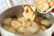 丸大根の炊いたんの作り方1