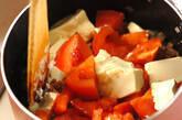サッパリトマト中華ご飯の作り方4