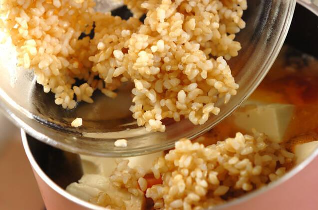 サッパリトマト中華ご飯の作り方の手順5