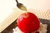 トマトの玉ネギ詰めの作り方の手順6