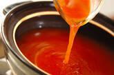 餃子入りキムチ鍋の作り方9
