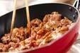 豚肉と根菜の揚げ炒めの作り方8