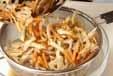 根菜の炊き込みご飯の作り方3