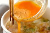 ふわとろ親子丼の作り方7