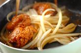 チキンの甘酢炒めの作り方2