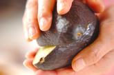 フルーツとハムのサラダの作り方2