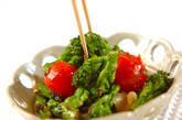 菜の花のマスタード炒めの作り方5