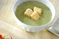 色々野菜のスープ