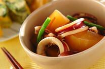 イカと大根の煮物