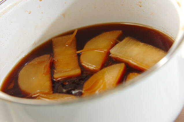 やわらか!イカと大根の煮物の作り方の手順5