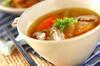 具だくさん!冬瓜のスープの作り方の手順