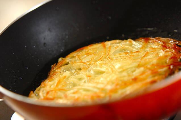 ジャガイモのガレットの作り方の手順2