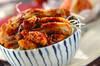 チキンのソースカツ丼の作り方の手順