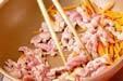 豚肉の炒め物の作り方8